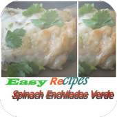 Spinach Enchiladas Verde icon
