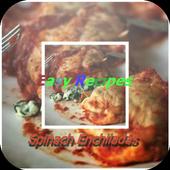 Spinach Enchiladas icon