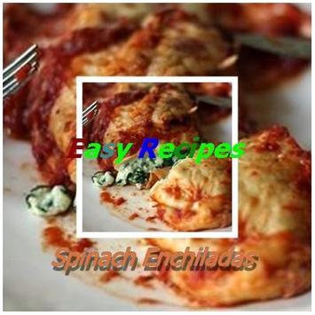 Spinach Enchiladas poster