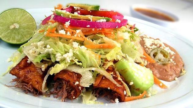 Spinach Enchiladas apk screenshot