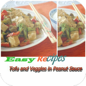 Tofu & sheath in Peanut Sauce icon