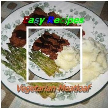 Vegetarian Meatloaf poster