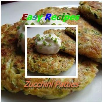 Zucchini Patties poster