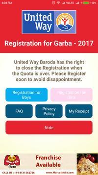 United Way of Baroda poster