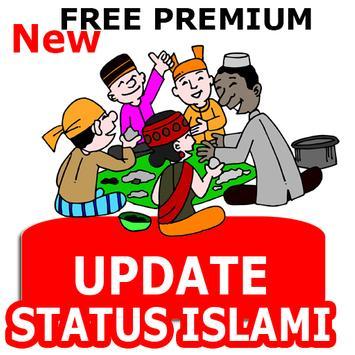 Status FB Islami poster