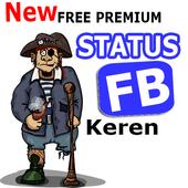 Status Fb Keren Terbaru icon