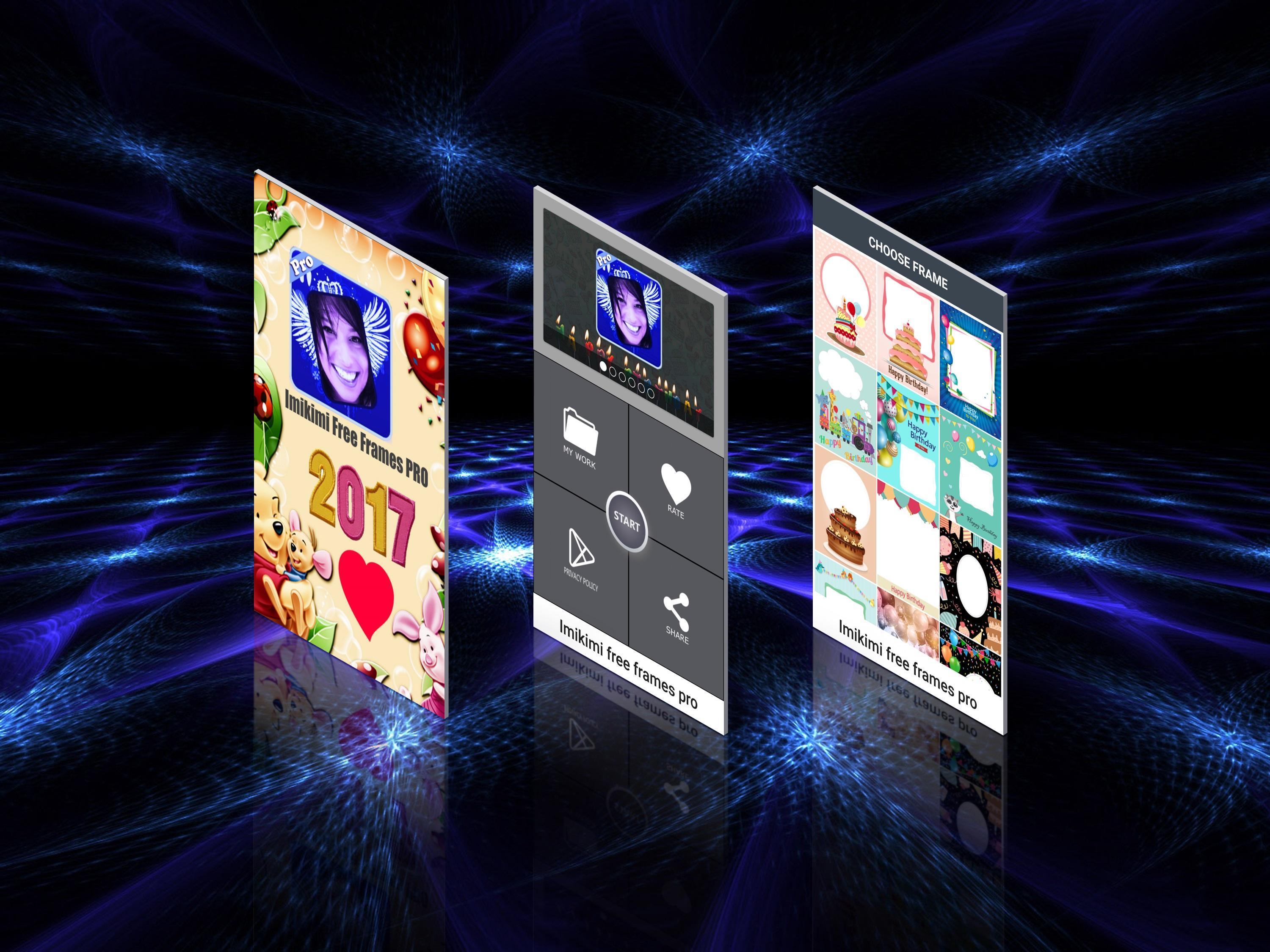 Imikimi free photo frames for android apk download.