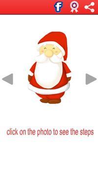 Easy Instructions To Draw Santa Claus apk screenshot