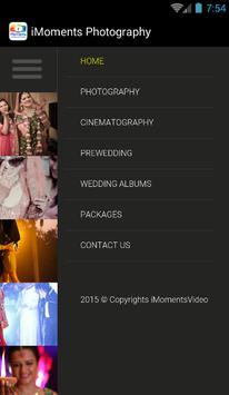 iMoments Photography screenshot 4