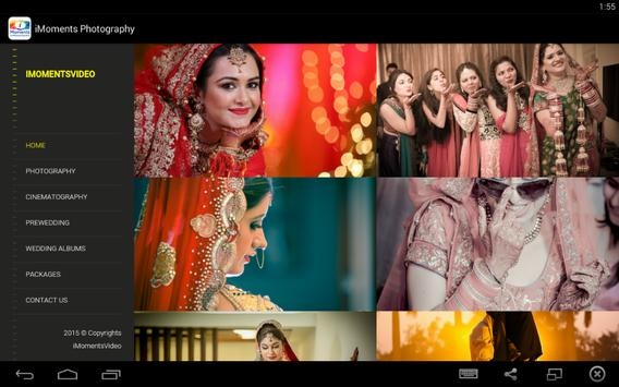 iMoments Photography screenshot 7