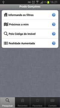 Prado Gonçalves apk screenshot