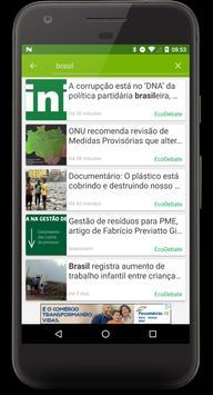 EcoDebate screenshot 4