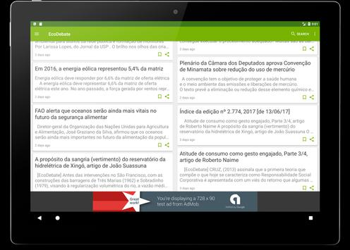 EcoDebate screenshot 6