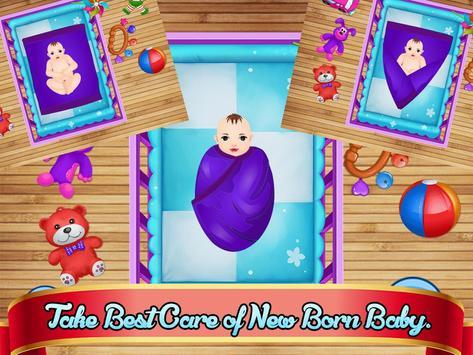New Baby Born apk screenshot