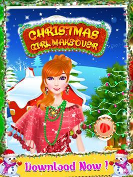 Christmas Girl Makeover 2016 screenshot 4