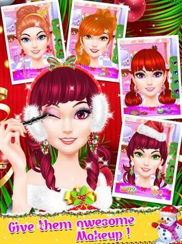 Christmas Girl Makeover 2016 screenshot 14