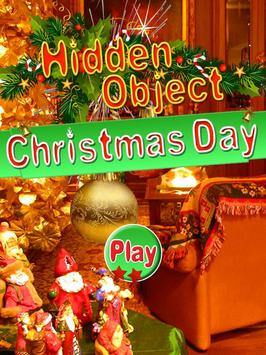 Christmas Day Hidden Object poster
