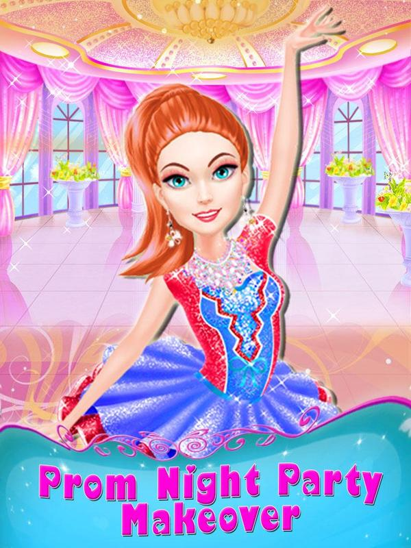 Prom Night Party Makeover Descarga APK - Gratis Casual Juego para ...