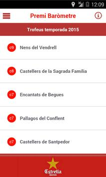 Baròmetre Casteller apk screenshot