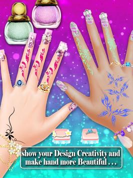 Wedding Nail Art Salon apk screenshot