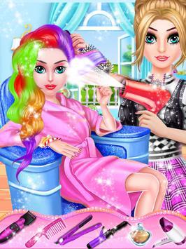 Princess Fashion Hair Salon apk screenshot