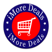 iMoreDeals - Coupons & Deals icon