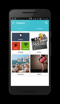 iMoreDeals - Coupons & Deals apk screenshot