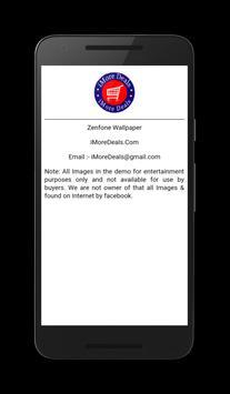 Wallpapers For ZenFone apk screenshot