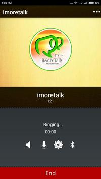Imoretalk screenshot 1