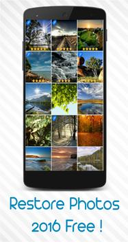 Recover Deleted Photos Free apk screenshot