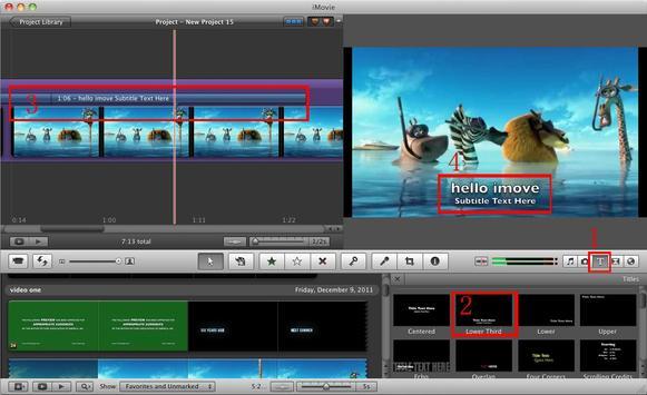Guide iMovie Editor poster