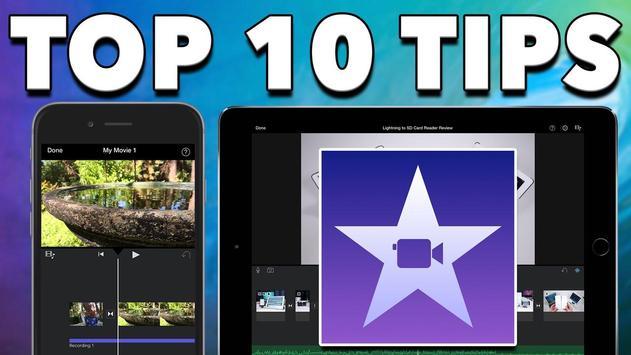 Guide iMovie Editor apk screenshot