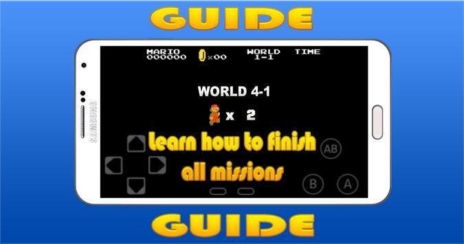 Guide for Super Mario apk screenshot