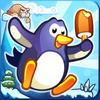 Hopping Penguin ícone