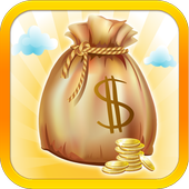 Bags Gold Coins Fever icon