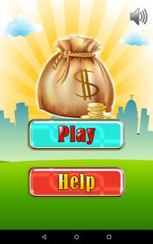 Bags Gold Coins Fever poster