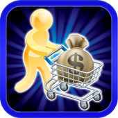 Shopping Cart People icon