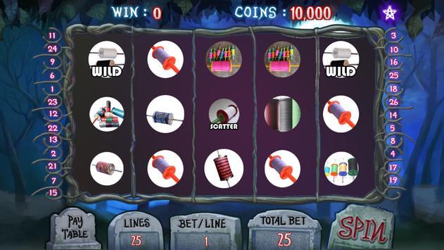 Kite Festival Jackpot : Real Casino Slot Machine screenshot 1
