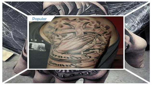 Amazing Hand Tattoo Ideas screenshot 2