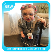 DIY Sunglasses Custome Step By Step icon
