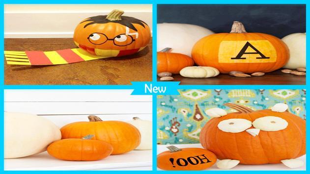 Easy DIY Carrot Pumpkin Characters screenshot 4