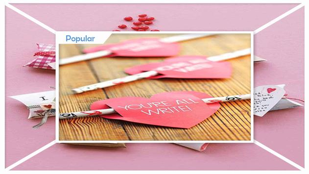 Easy Homemade Valentine Crafts screenshot 2