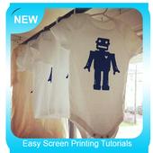 Easy Screen Printing Tutorials icon