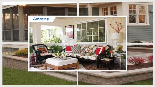 Small Porch Decorating Ideas screenshot 3