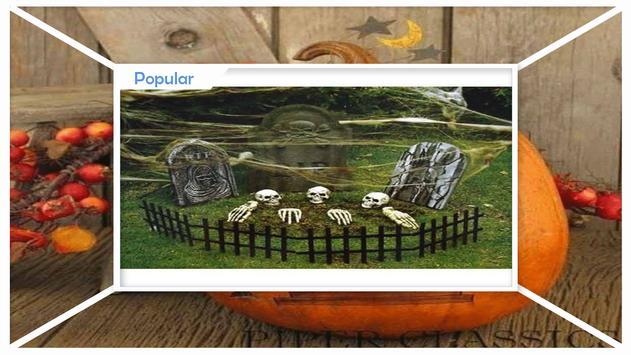 Spooky DIY Indoor Halloween Marsh apk screenshot