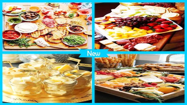 Tasty Cheese Tray Appetizer screenshot 3