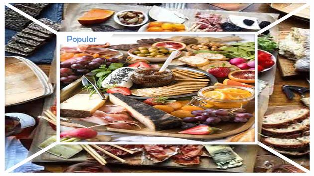 Tasty Cheese Tray Appetizer screenshot 1