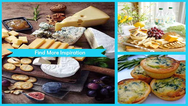 Tasty Cheese Tray Appetizer screenshot 4