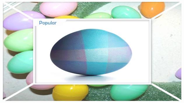 Unique Styrofoam Easter Eggs screenshot 2