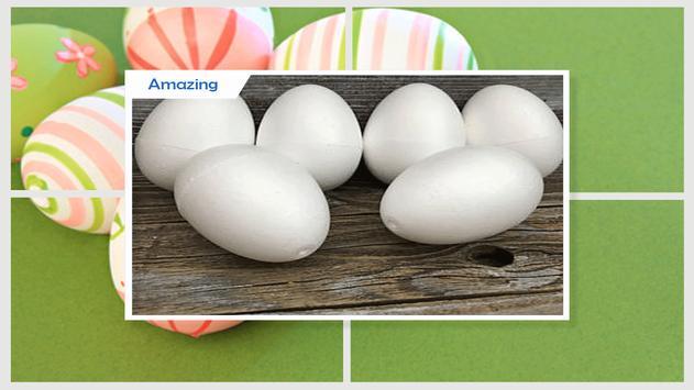 Unique Styrofoam Easter Eggs screenshot 3